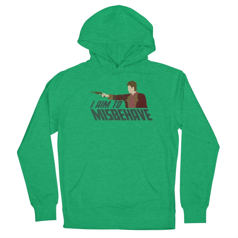 I Aim To Men's Pullover Hoody by Fredtee's Artist Shop