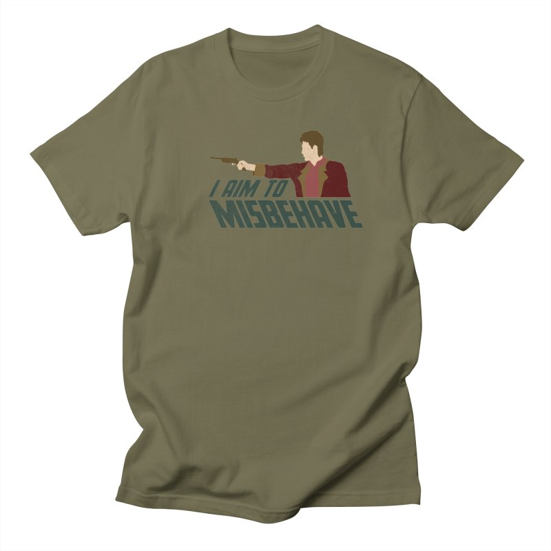 I Aim To Men's T-shirt by Fredtee's Artist Shop