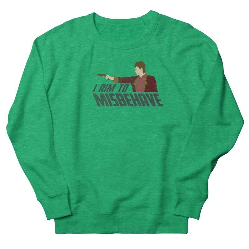 I Aim To Women's Sweatshirt by Fredtee's Artist Shop