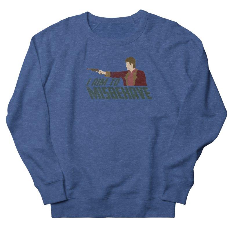 I Aim To Men's Sweatshirt by Fredtee's Artist Shop