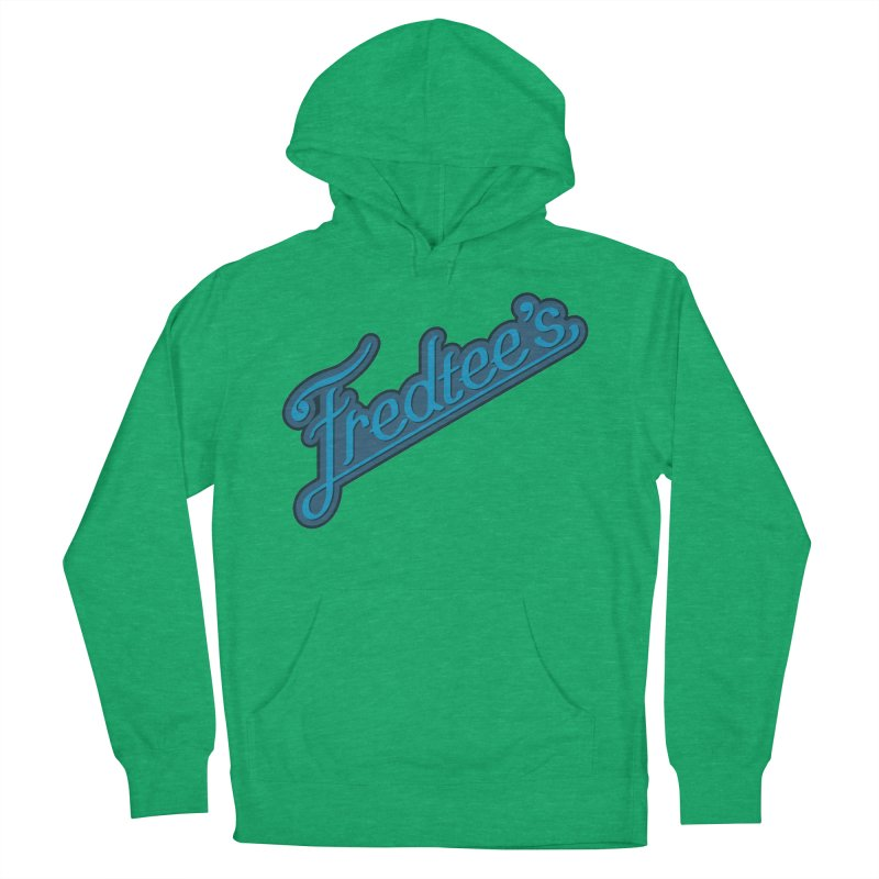Fredtee's Mens Men's Pullover Hoody by Fredtee's Artist Shop