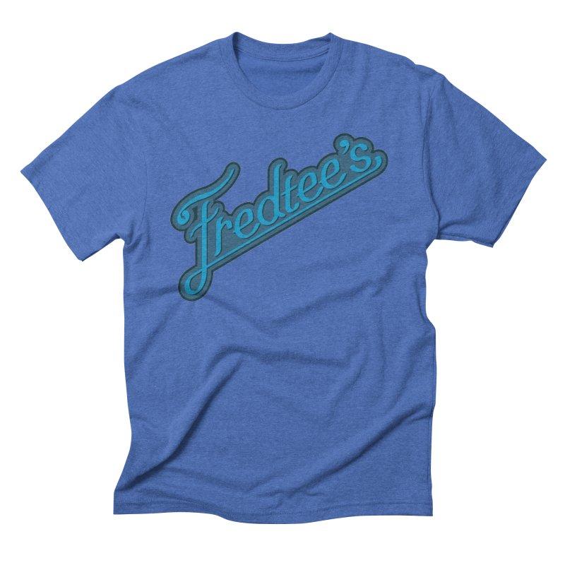 Fredtee's Mens Men's Triblend T-shirt by Fredtee's Artist Shop
