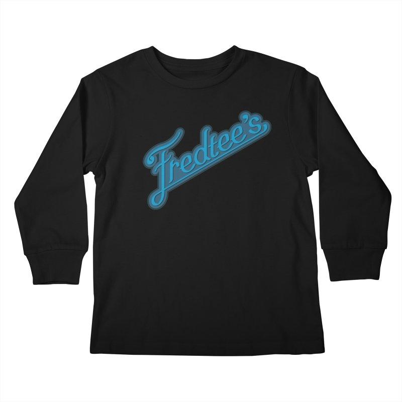 Fredtee's Mens Kids Longsleeve T-Shirt by Fredtee's Artist Shop