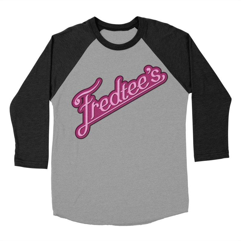 Fredtee's Women's Baseball Triblend T-Shirt by Fredtee's Artist Shop