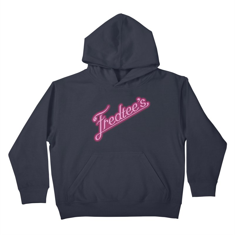 Fredtee's Kids Pullover Hoody by Fredtee's Artist Shop