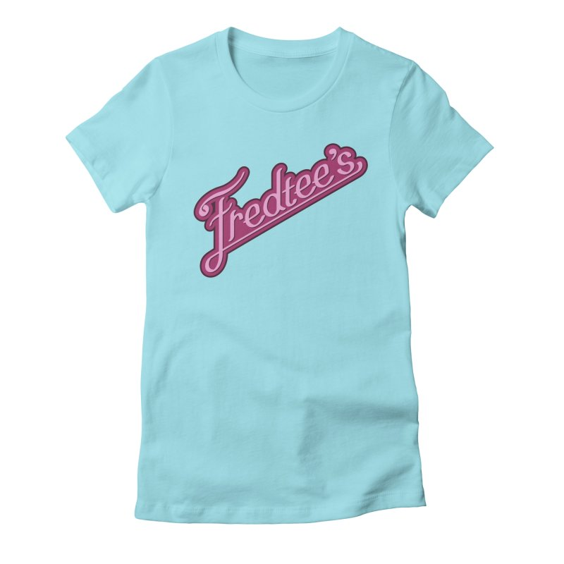 Fredtee's Women's Fitted T-Shirt by Fredtee's Artist Shop