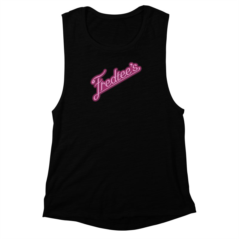 Fredtee's Women's Muscle Tank by Fredtee's Artist Shop