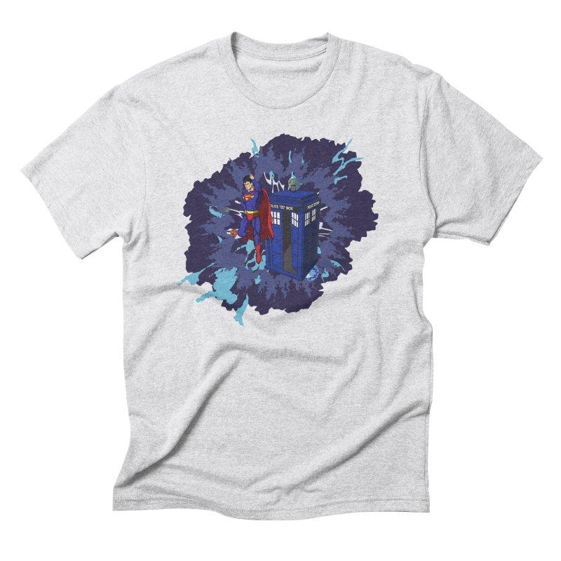 Super Who? Men's Triblend T-shirt by Fredtee's Artist Shop