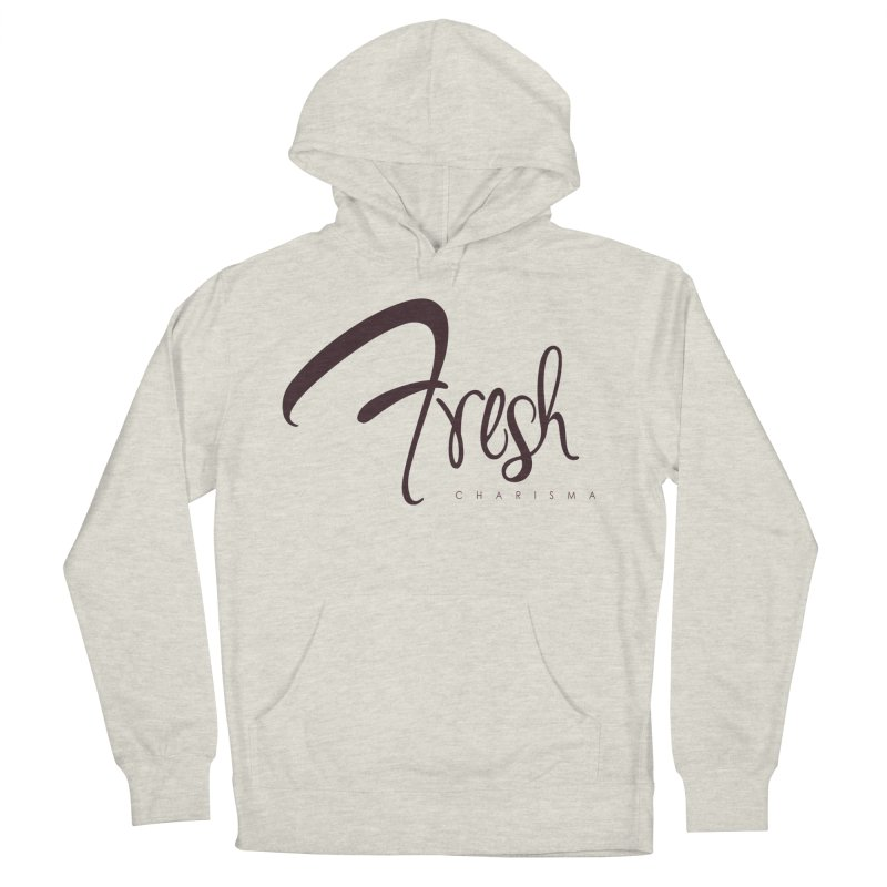 Fresh Charisma Classic Women's French Terry Pullover Hoody by God's Closet