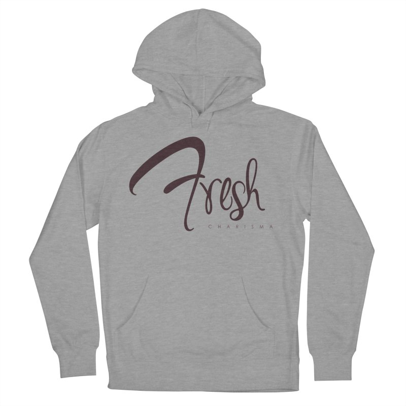 Fresh Charisma Classic Men's French Terry Pullover Hoody by God's Closet