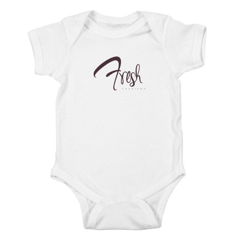 Fresh Charisma Classic Kids Baby Bodysuit by God's Closet