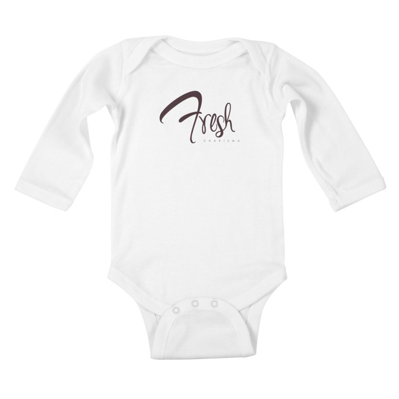 Fresh Charisma Classic Kids Baby Longsleeve Bodysuit by God's Closet