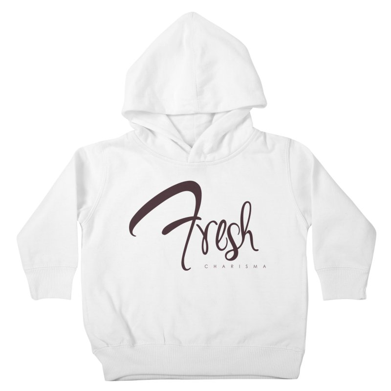 Fresh Charisma Classic Kids Toddler Pullover Hoody by God's Closet