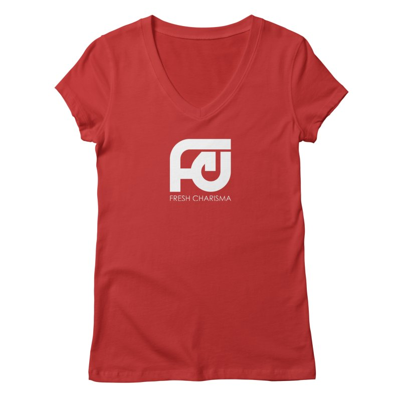 FC Original Women's Regular V-Neck by God's Closet