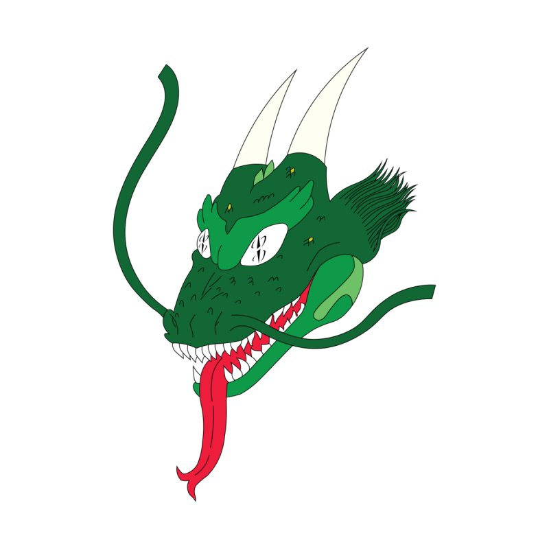 Solan Dragon Men's T-Shirt by FromRiley's Artist Shop