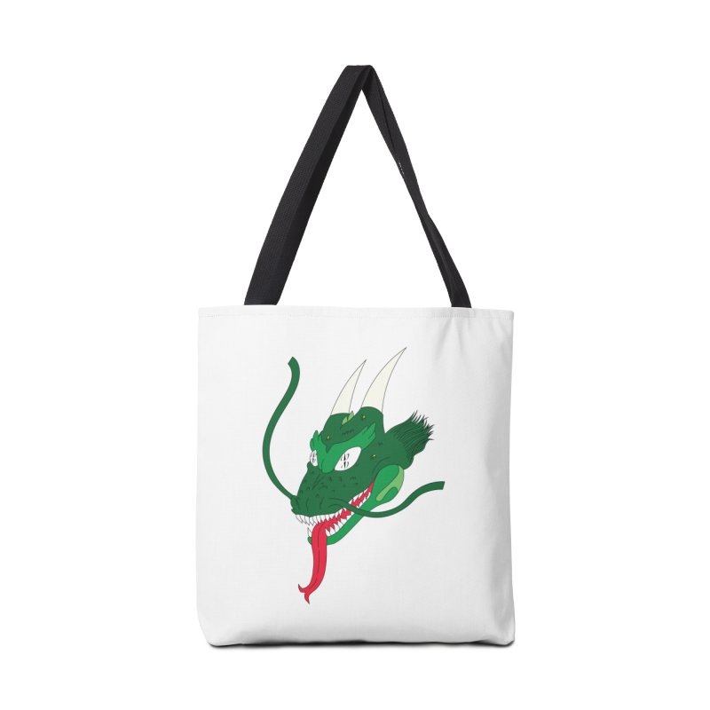 Solan Dragon Accessories Bag by FromRiley's Artist Shop