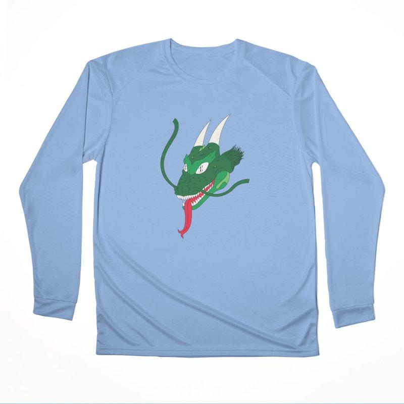 Solan Dragon Women's Longsleeve T-Shirt by FromRiley's Artist Shop