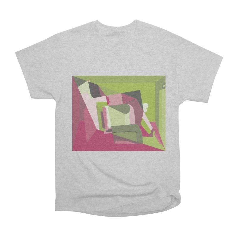 Leg Beater No. 3 Men's T-Shirt by FromRiley's Artist Shop