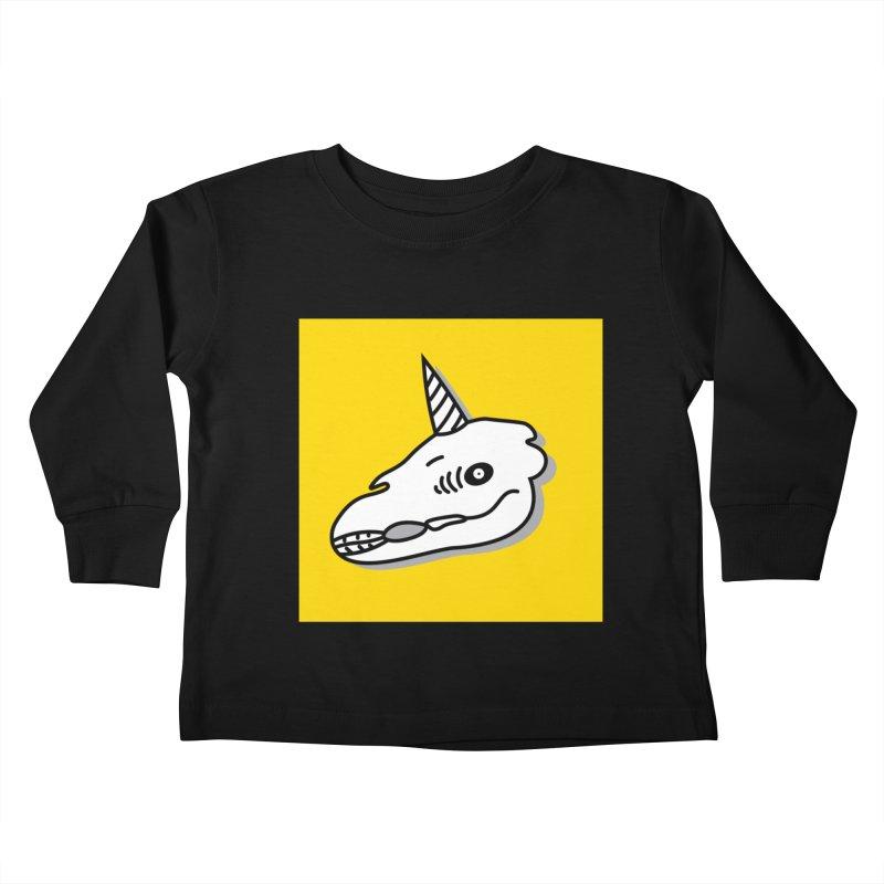 Nordic Horde Kids Toddler Longsleeve T-Shirt by FromRiley's Artist Shop