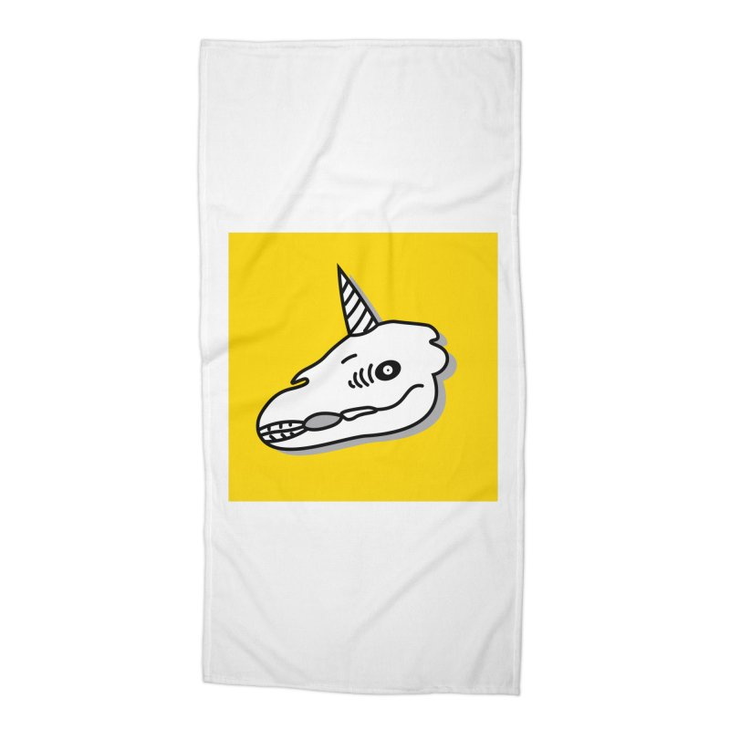 Nordic Horde Accessories Beach Towel by FromRiley's Artist Shop
