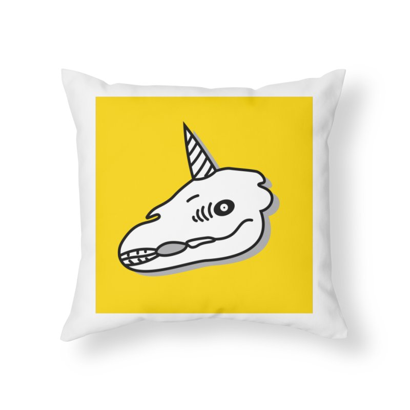 Nordic Horde Home Throw Pillow by FromRiley's Artist Shop