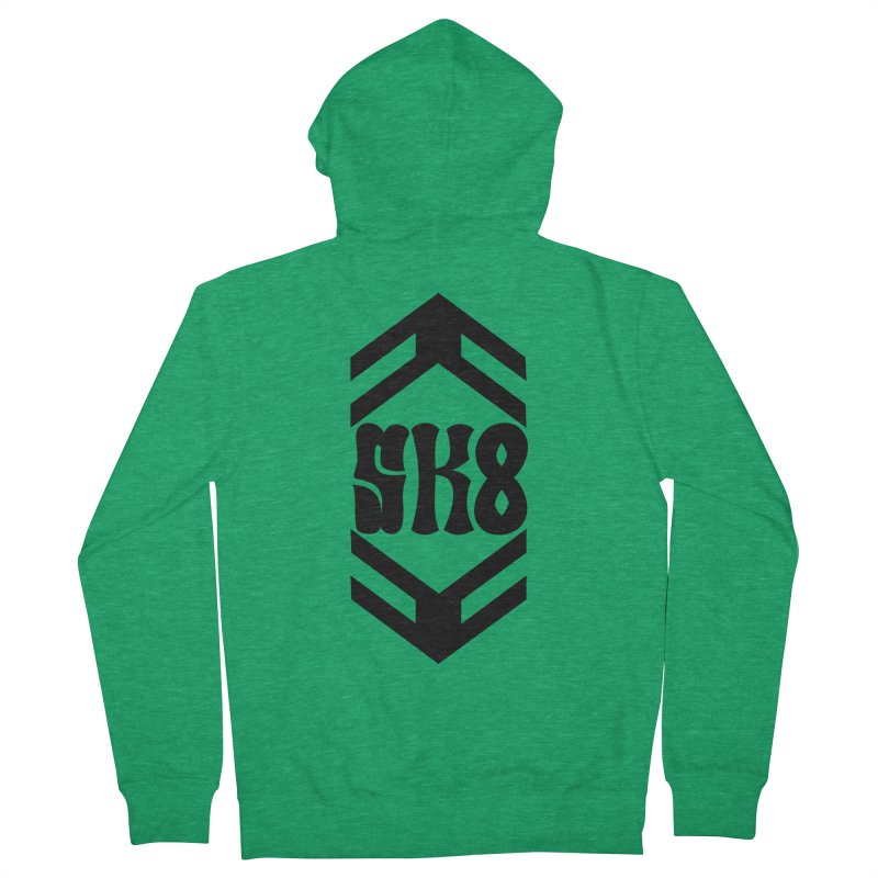 The Skate Hive Women's Zip-Up Hoody by FromRiley's Artist Shop