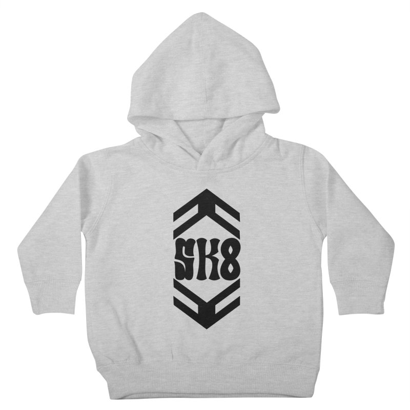 The Skate Hive Kids Toddler Pullover Hoody by FromRiley's Artist Shop