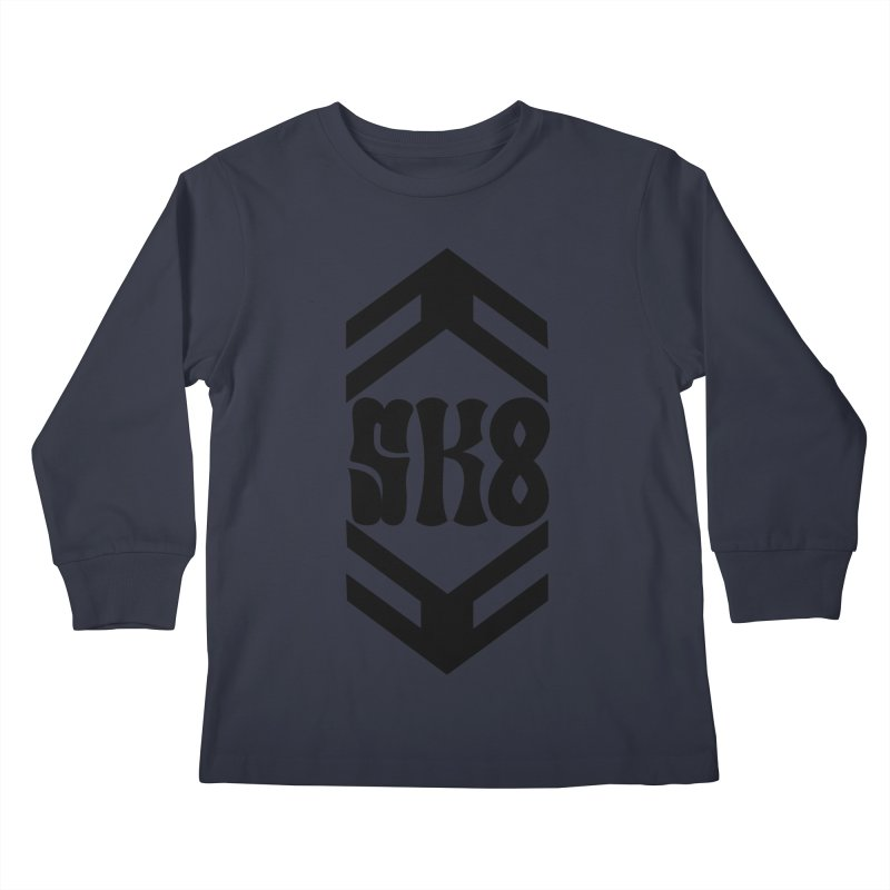 The Skate Hive Kids Longsleeve T-Shirt by FromRiley's Artist Shop