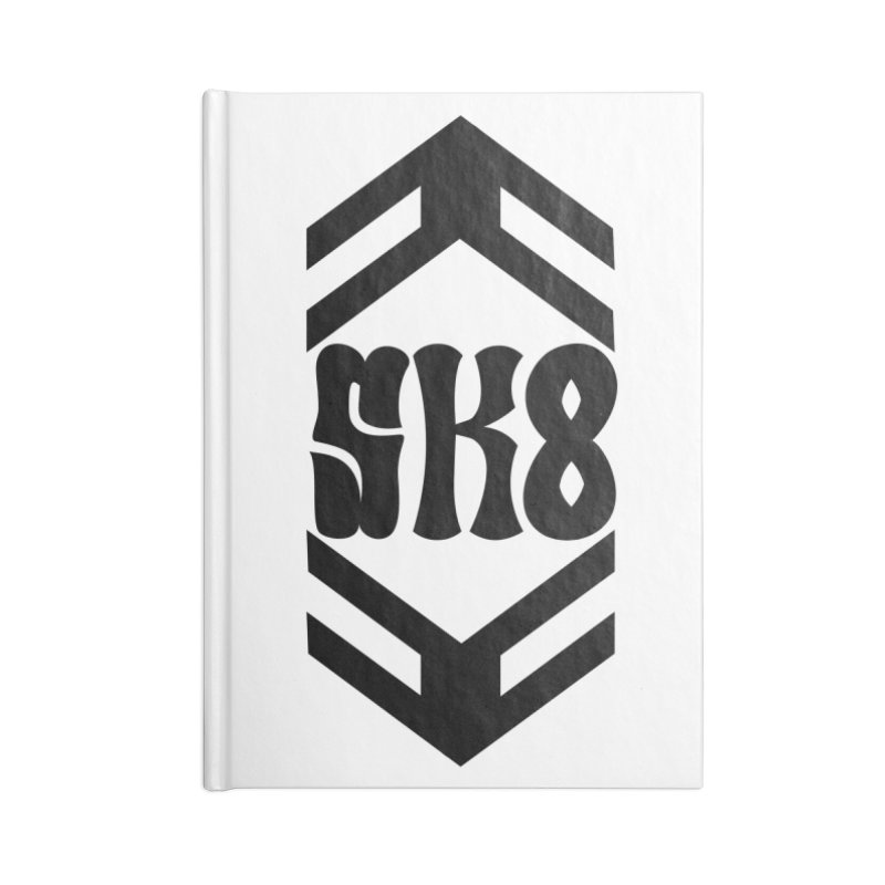 The Skate Hive Accessories Notebook by FromRiley's Artist Shop