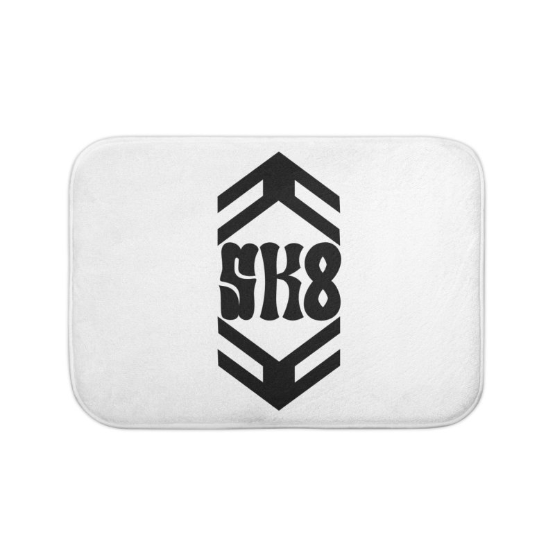 The Skate Hive Home Bath Mat by FromRiley's Artist Shop
