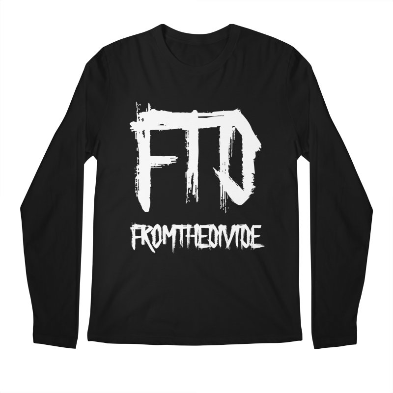 FTD Long T Men's Longsleeve T-Shirt by From The Divide's Artist Shop