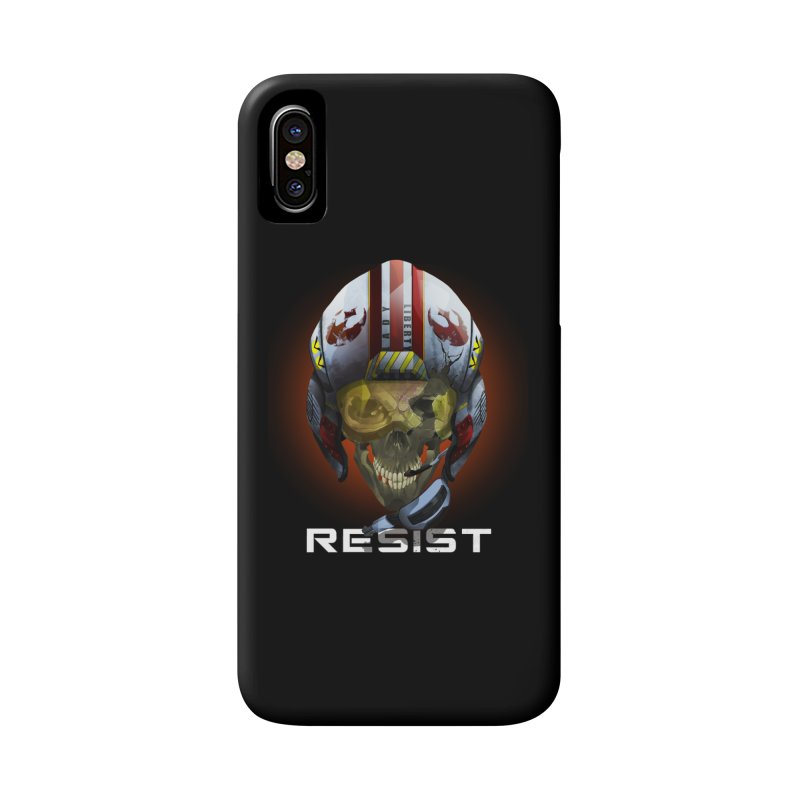 Resist Accessories Phone Case by FunctionalFantasy Artist Shop