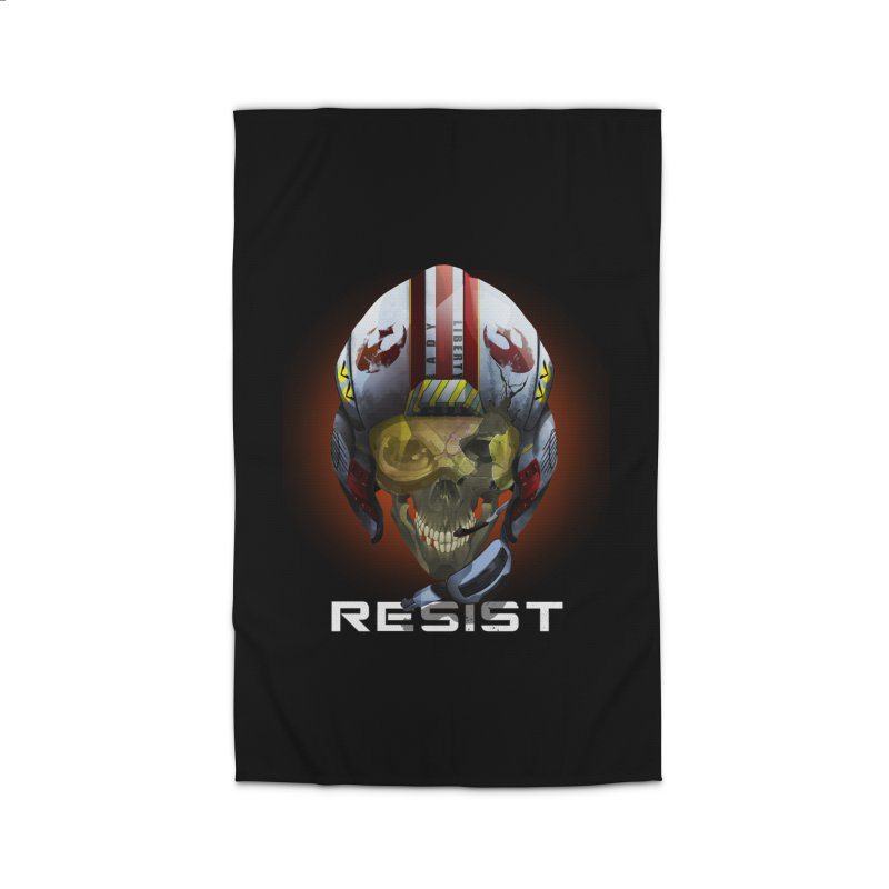 Resist Home Rug by FunctionalFantasy Artist Shop