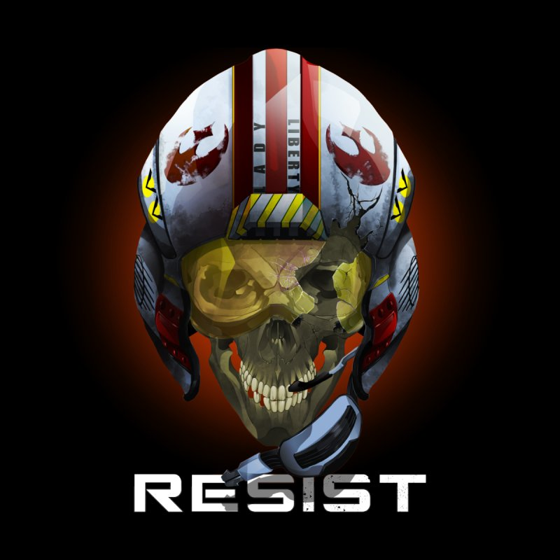 Resist Kids T-Shirt by FunctionalFantasy Artist Shop