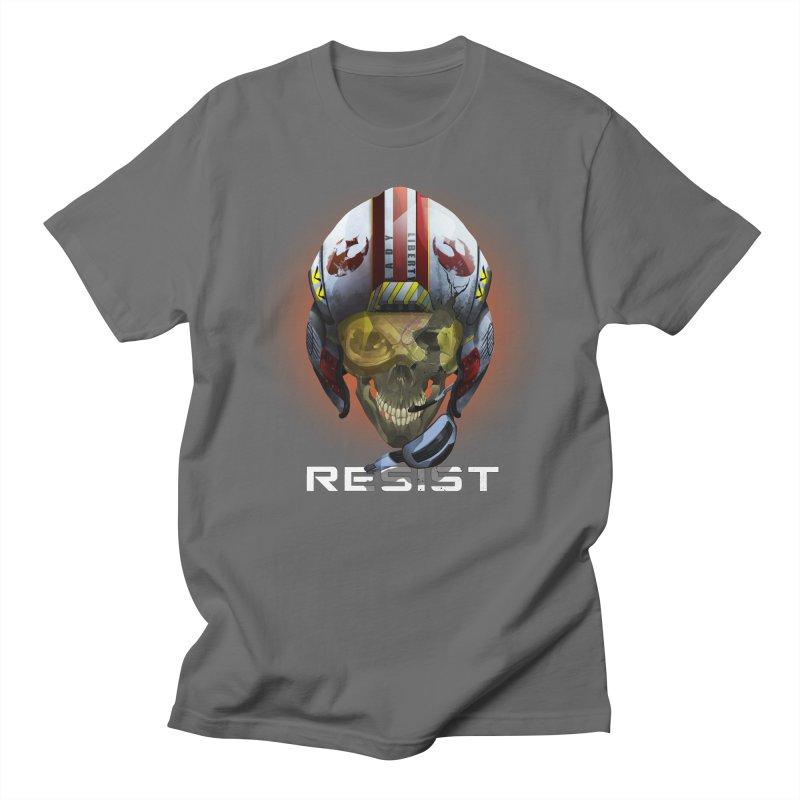 Resist Men's T-Shirt by FunctionalFantasy Artist Shop