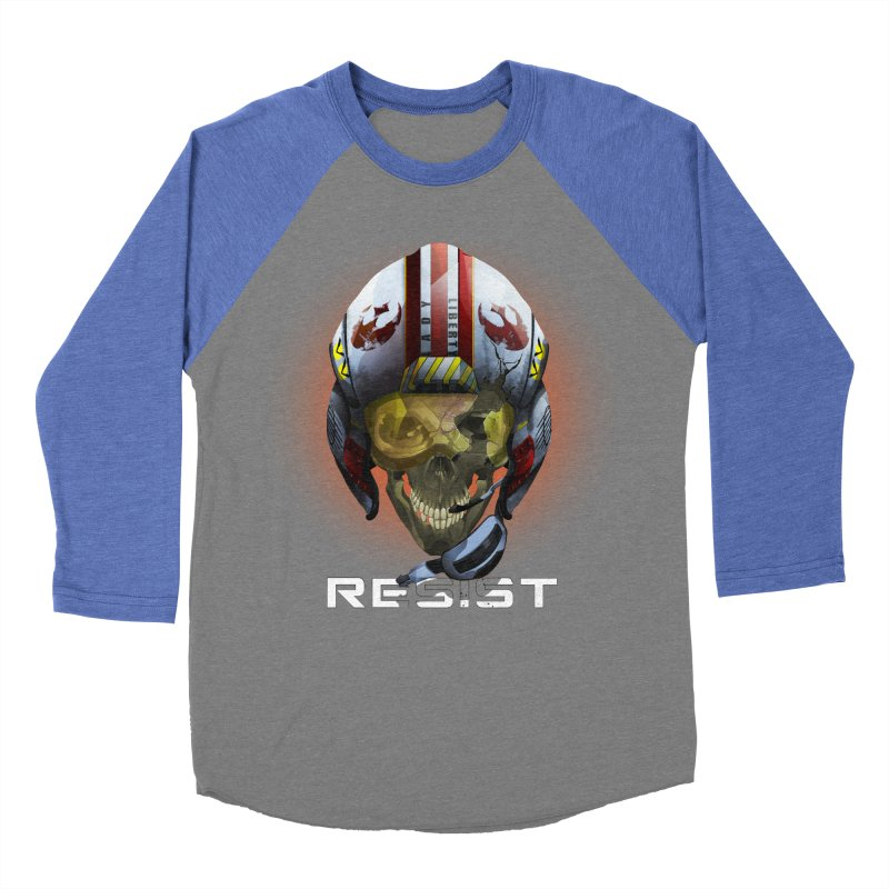 Resist Women's Baseball Triblend Longsleeve T-Shirt by FunctionalFantasy Artist Shop
