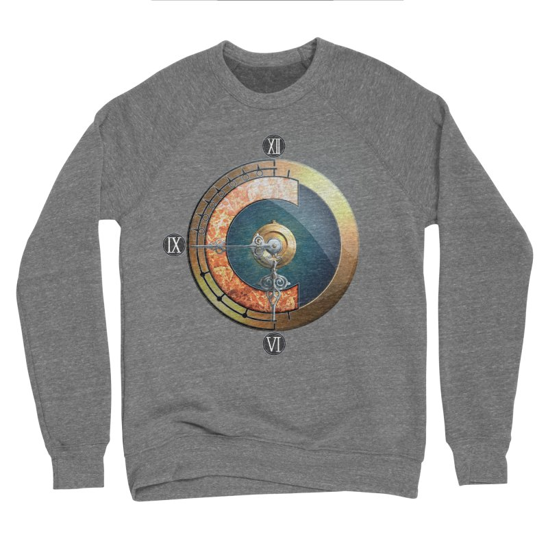 Chrono Trigger Men's Sponge Fleece Sweatshirt by FunctionalFantasy Artist Shop