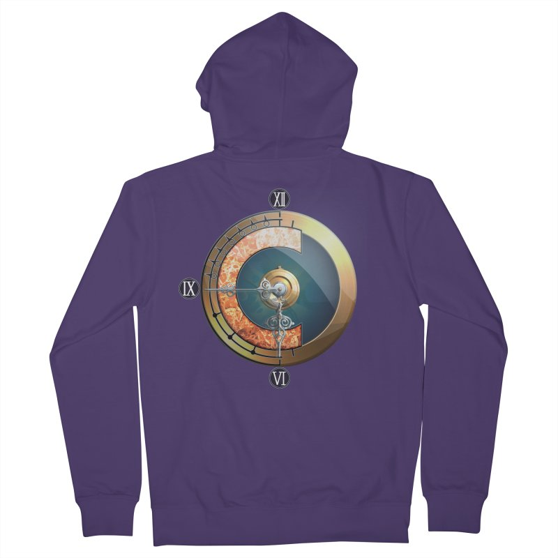 Chrono Trigger Women's French Terry Zip-Up Hoody by FunctionalFantasy Artist Shop