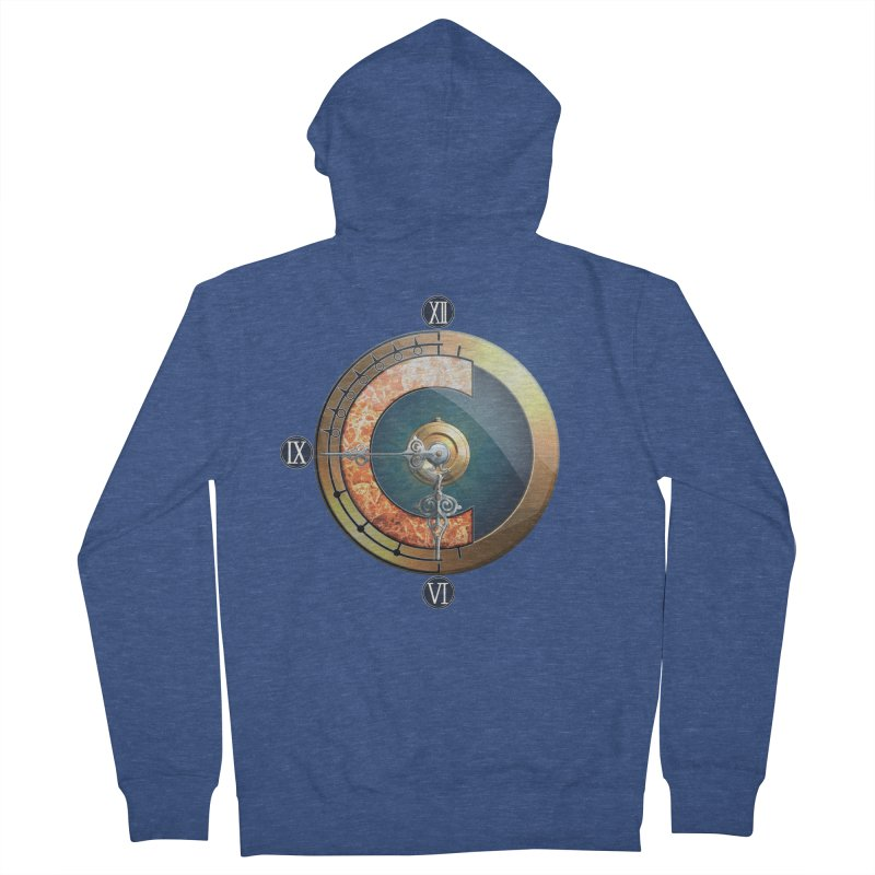 Chrono Trigger Men's Zip-Up Hoody by FunctionalFantasy Artist Shop