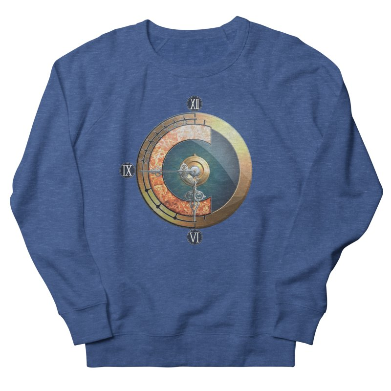 Chrono Trigger Men's French Terry Sweatshirt by FunctionalFantasy Artist Shop