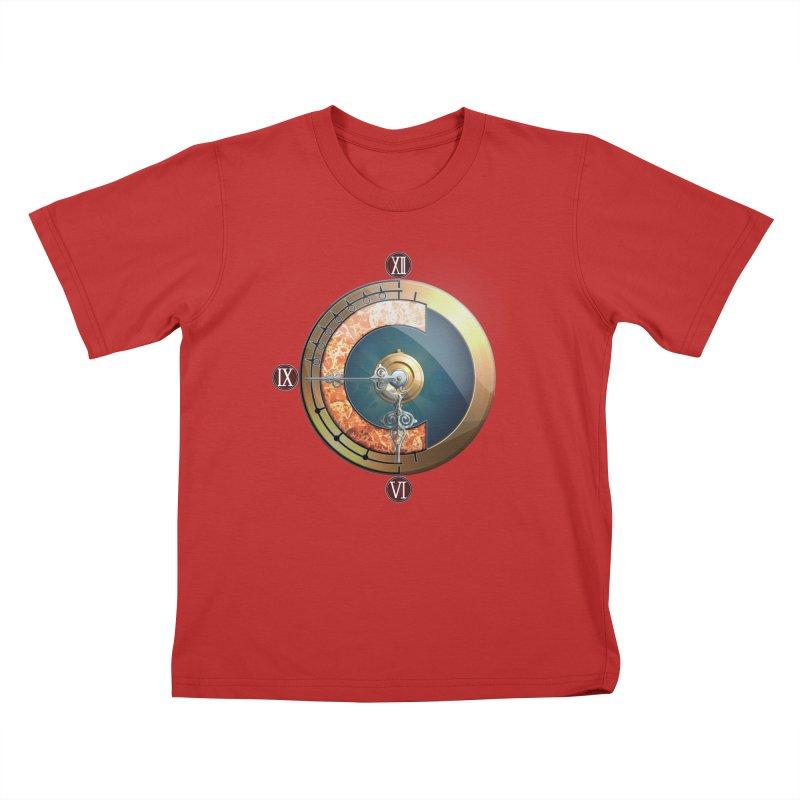 Chrono Trigger Kids T-Shirt by FunctionalFantasy Artist Shop