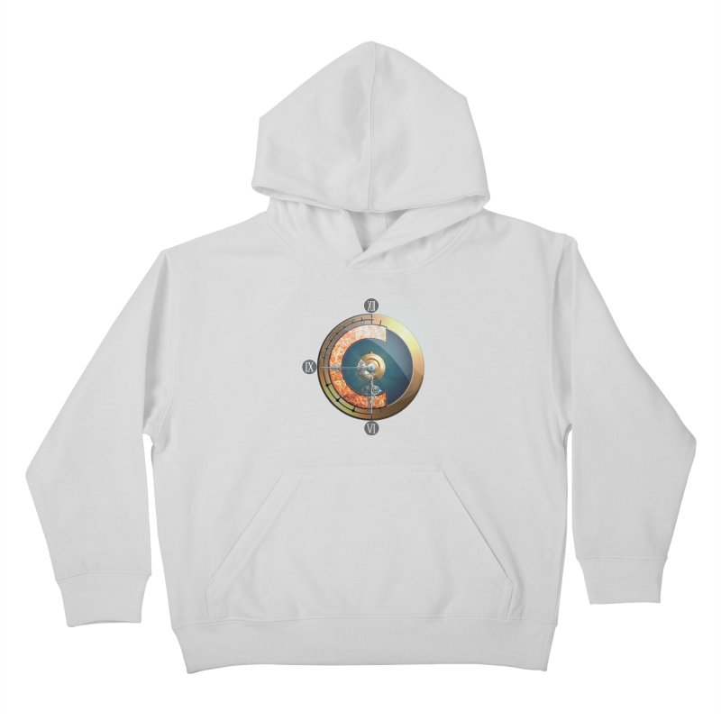 Chrono Trigger Kids Pullover Hoody by FunctionalFantasy Artist Shop