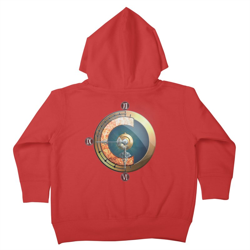 Chrono Trigger Kids Toddler Zip-Up Hoody by FunctionalFantasy Artist Shop