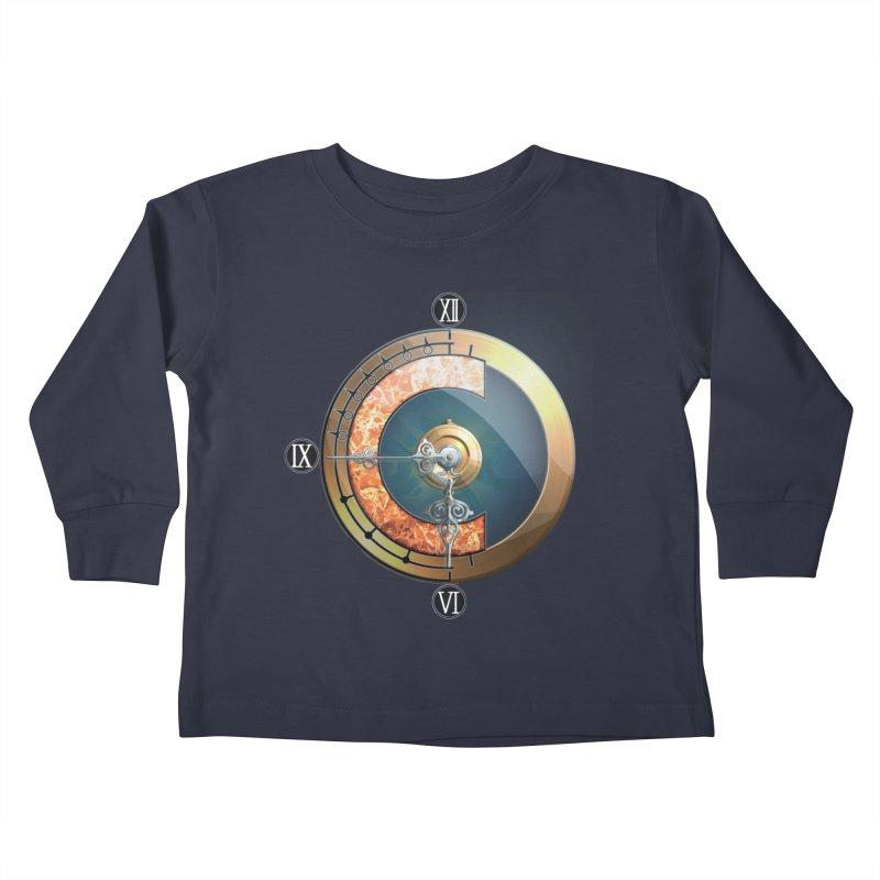 Chrono Trigger Kids Toddler Longsleeve T-Shirt by FunctionalFantasy Artist Shop