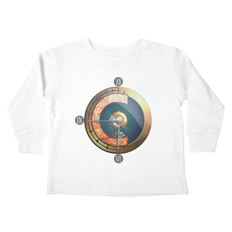 Chrono Trigger Kids Toddler Longsleeve T-Shirt by FunctionalFantasy Artist Shop