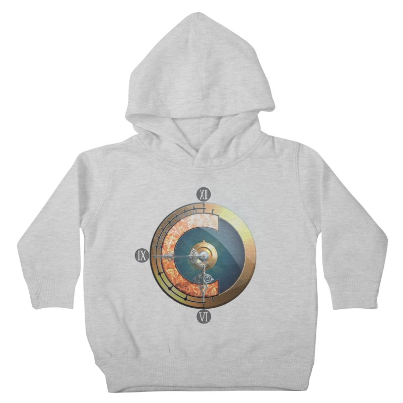 Chrono Trigger Kids Toddler Pullover Hoody by FunctionalFantasy Artist Shop
