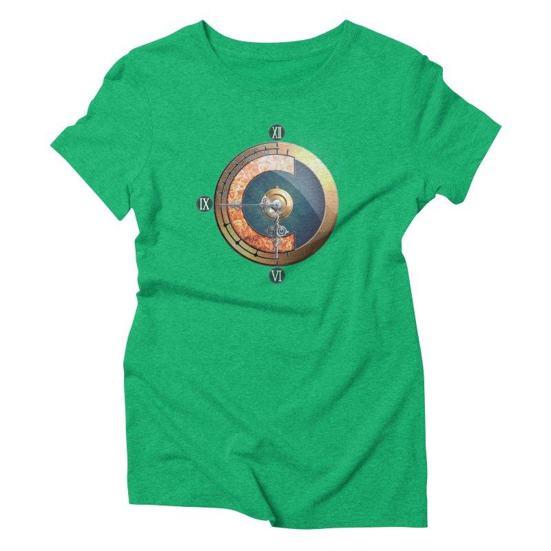 Chrono Trigger Women's Triblend T-Shirt by FunctionalFantasy Artist Shop