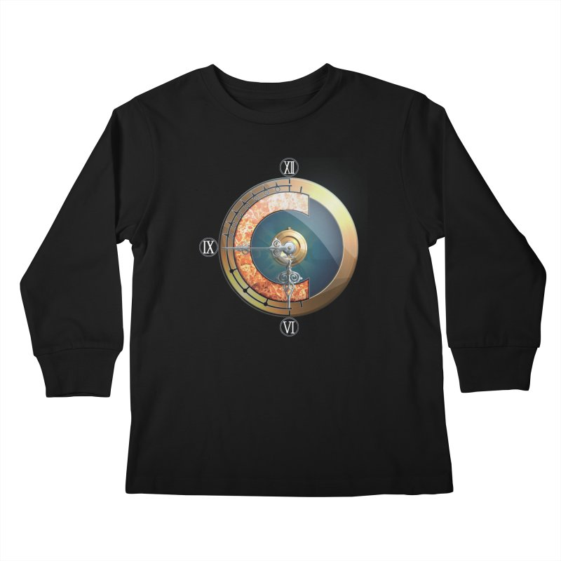 Chrono Trigger Kids Longsleeve T-Shirt by FunctionalFantasy Artist Shop
