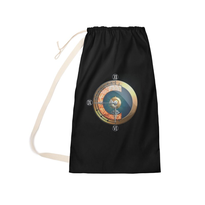 Chrono Trigger Accessories Laundry Bag Bag by FunctionalFantasy Artist Shop