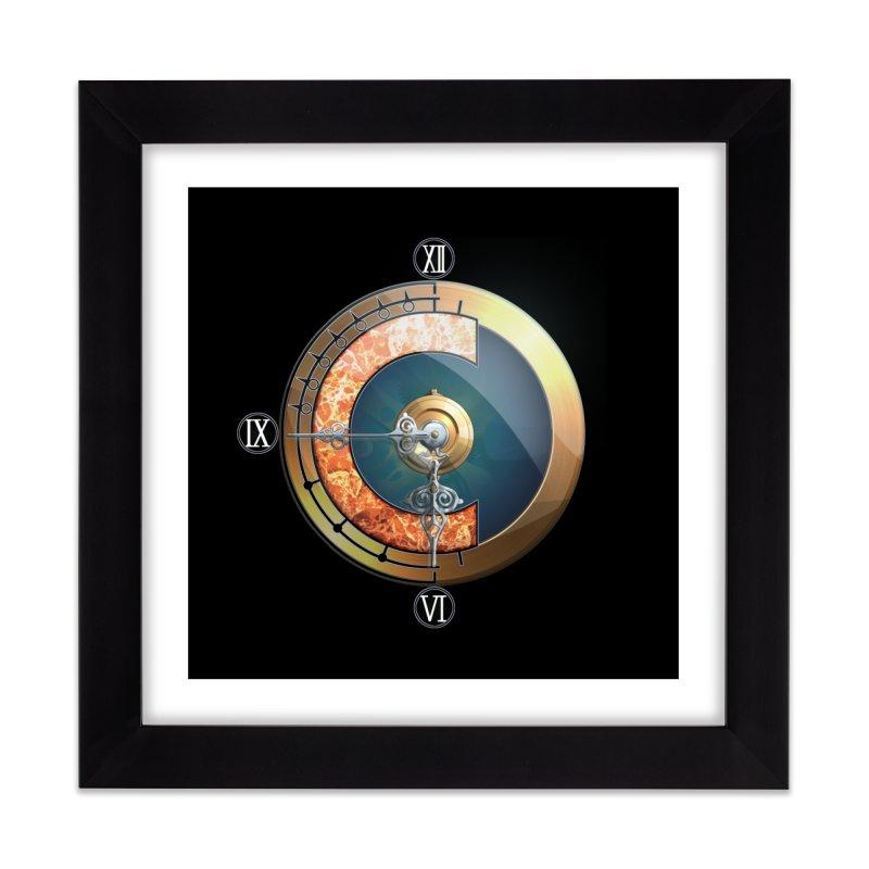 Chrono Trigger Home Framed Fine Art Print by FunctionalFantasy Artist Shop